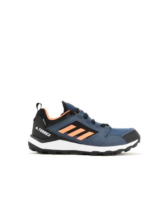 Adidas Terrex Agravic TR GTX (FW5133) Crew Navy/Screaming Orange/Hazy Blue