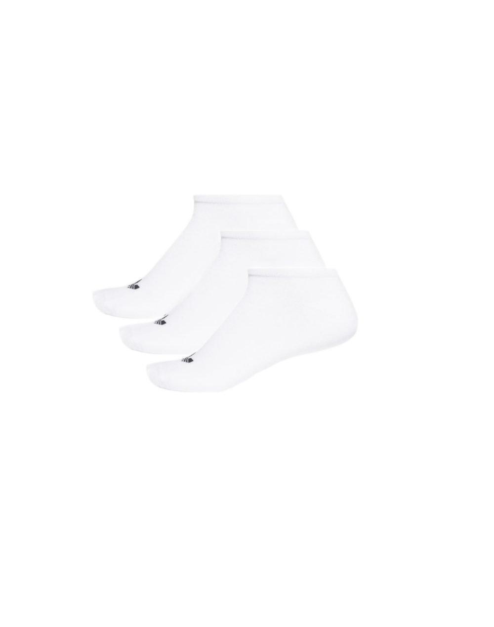 Adidas Trefoil Liner Sock (S20273) White