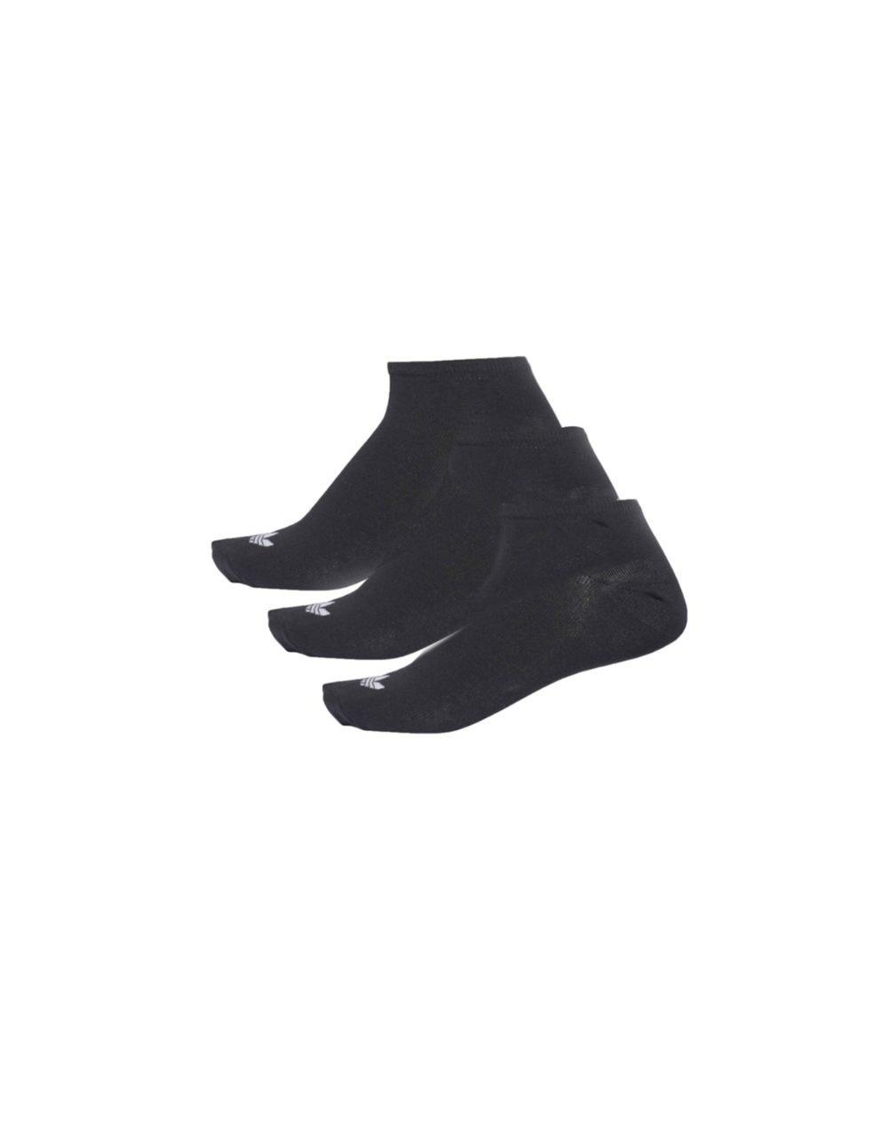 Adidas Trefoil Liner Sock (S20274) Black