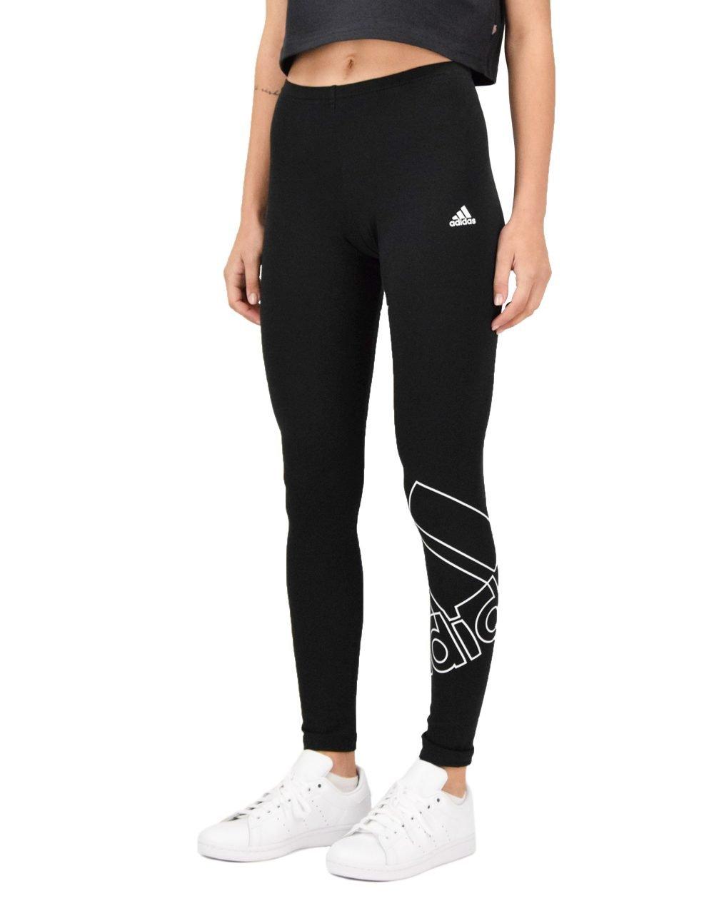 Adidas W Fav Q1 Leg Tights (GM5535) Black/White