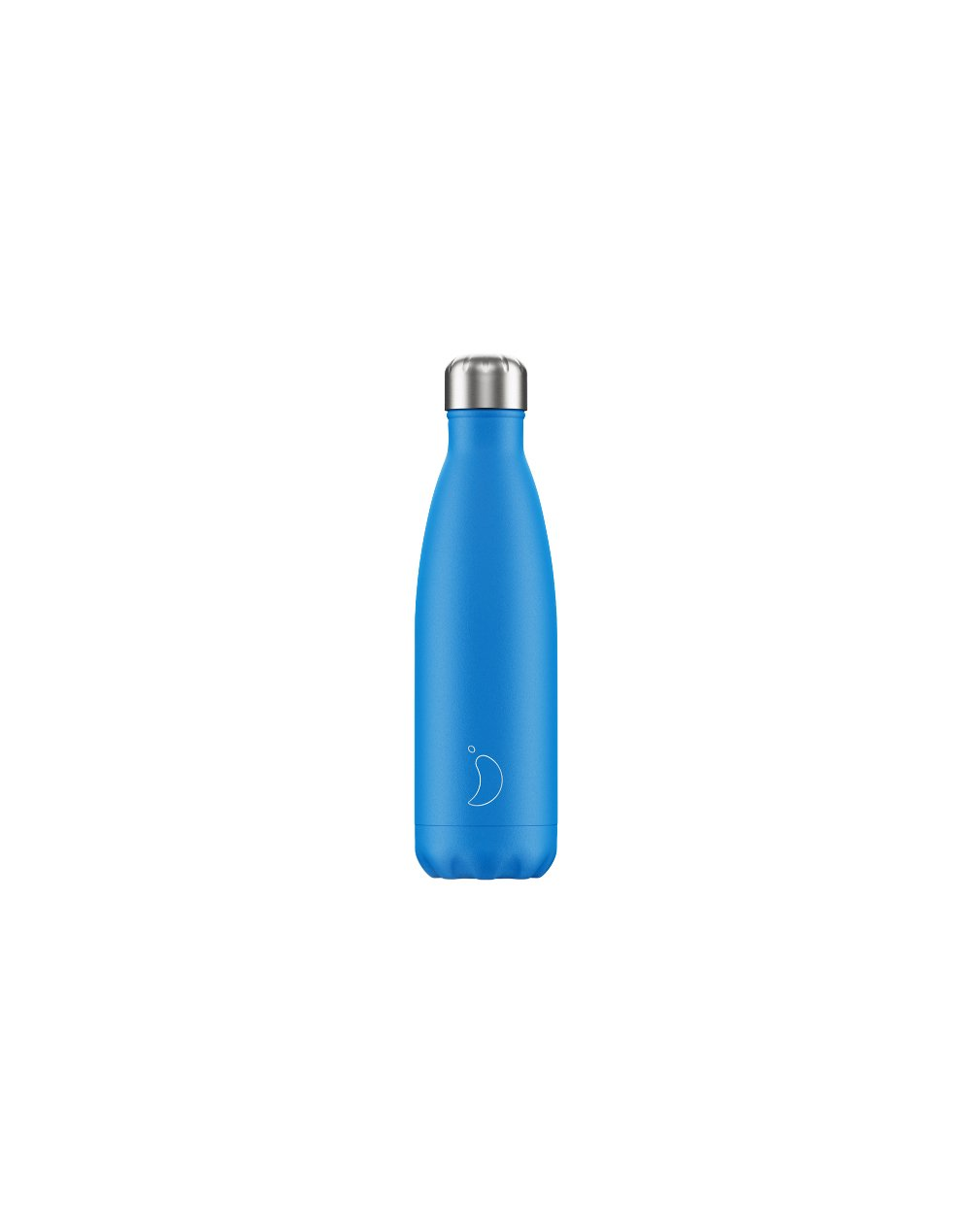 Chilly's Neon Edition Reusable Bottle 500ml (200210) Blue