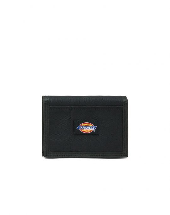 Dickies Kentwood Wallet (DK0A4X7SBLK1) Black