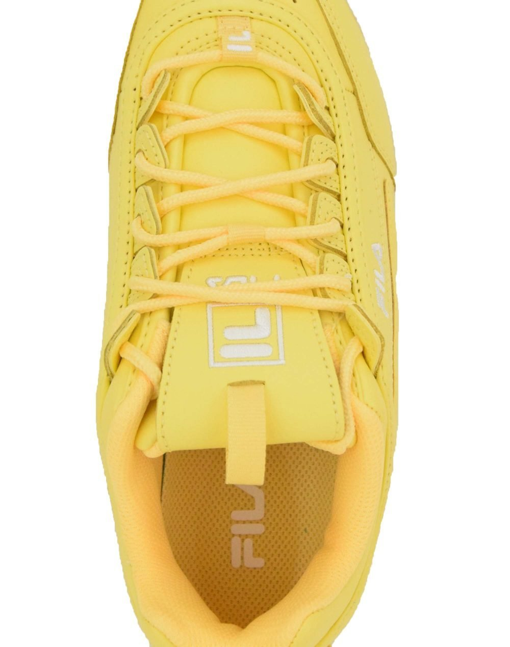 Fila Disruptor II Premium (5XM01296-720) Gold Finish/White