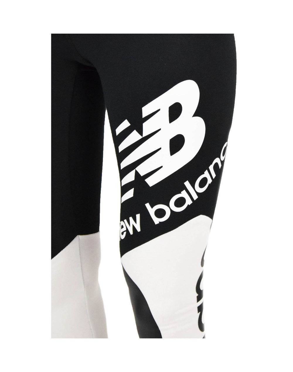 New Balance Athletic Grx Tight (WP11517 BKM) Black/White