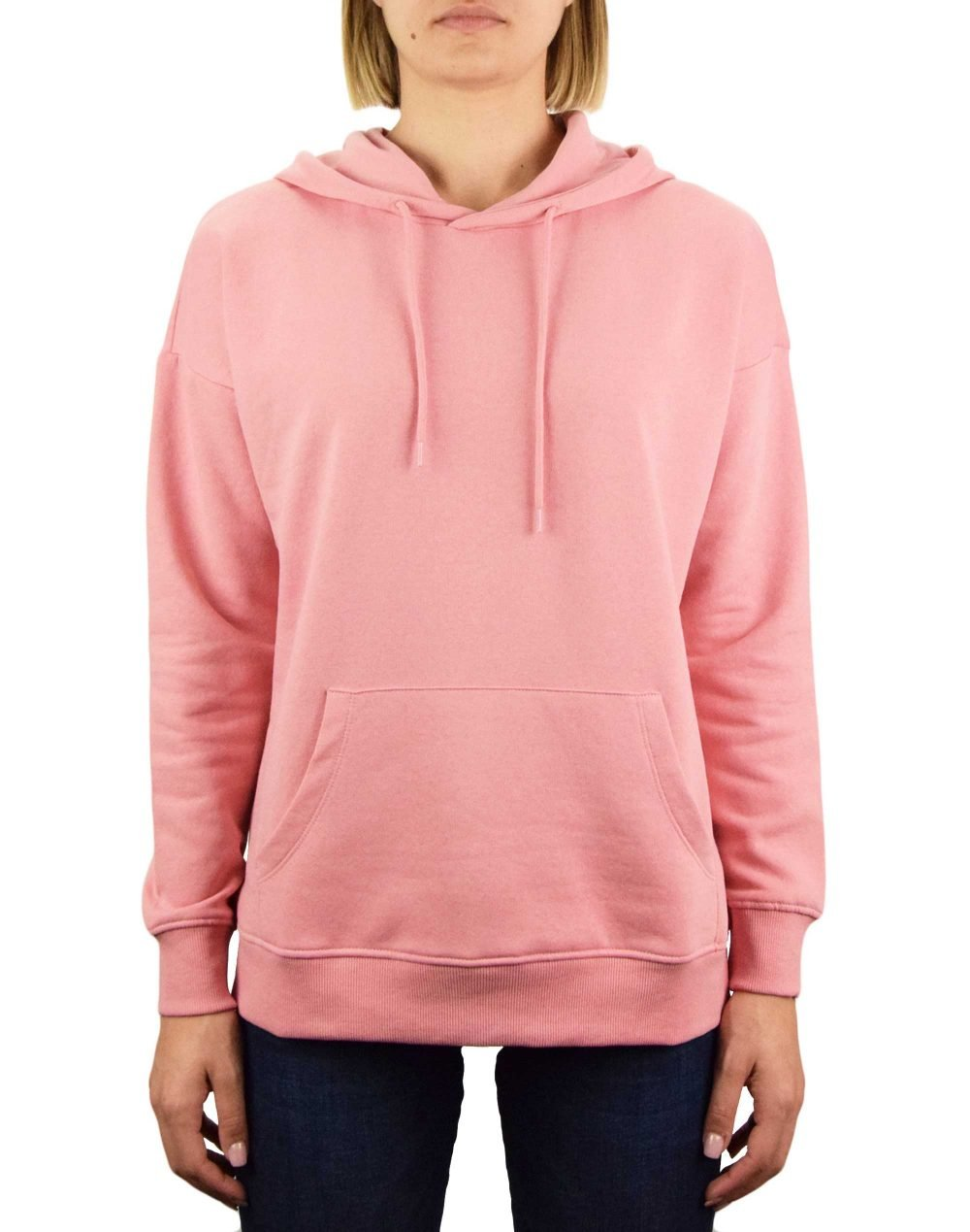 Only Feel Life Hoodie (15223157) Blush
