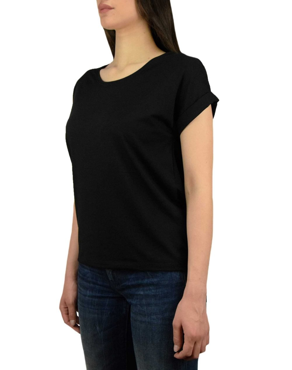 Only Moster Top (15106662) Black / Solid Black
