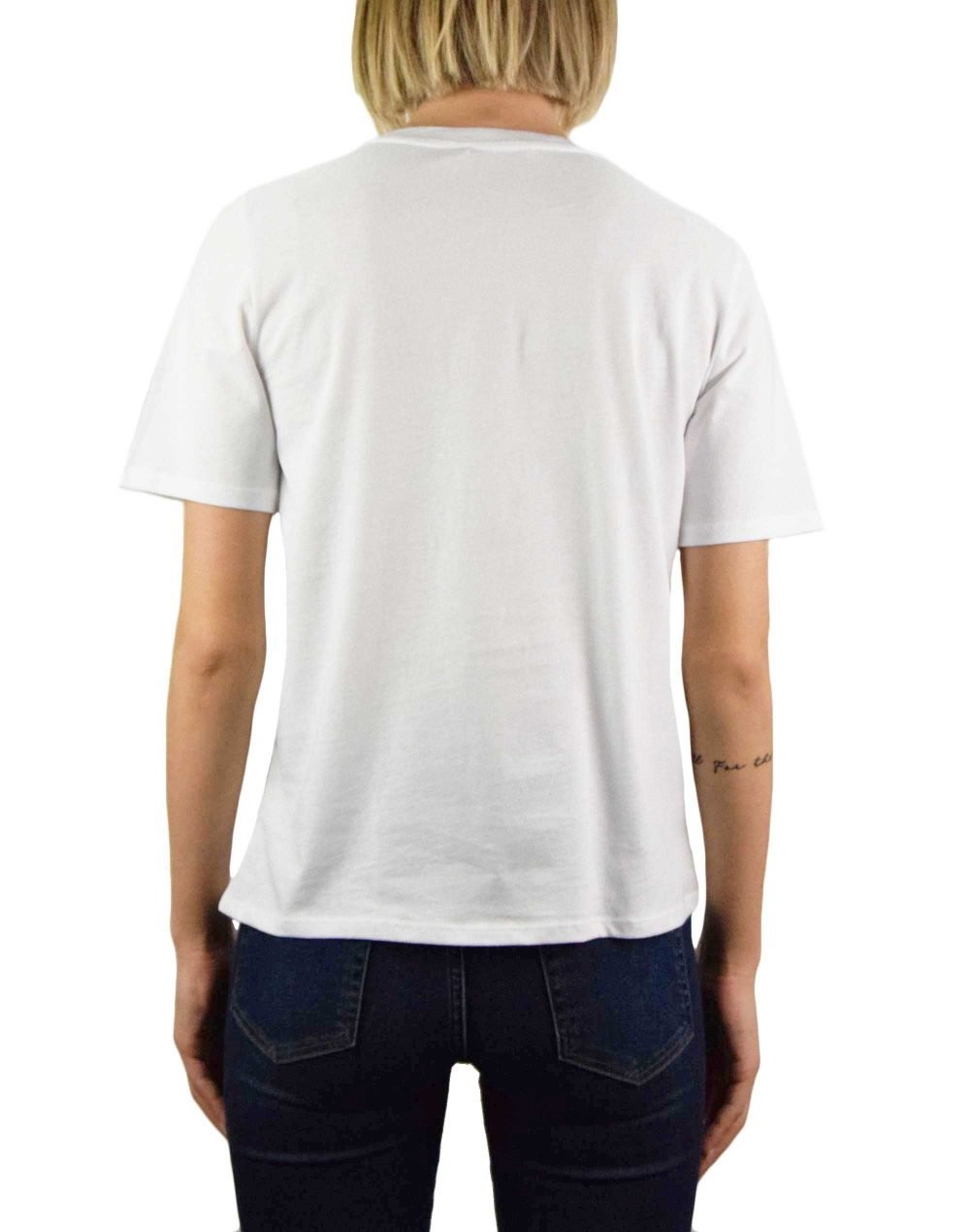 Only Only Life Tee (15172124) White