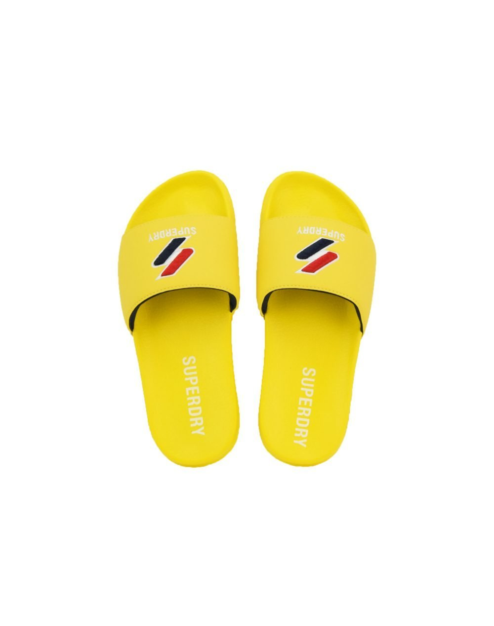 Superdry Core Pool Slide (WF310110A 02K) Yellow