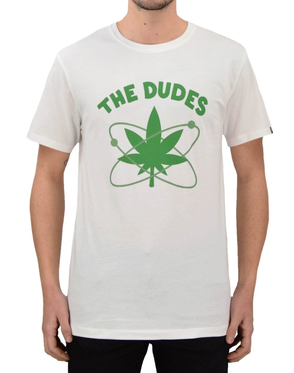 The Dudes Green Witch Tee (1010929) Off White