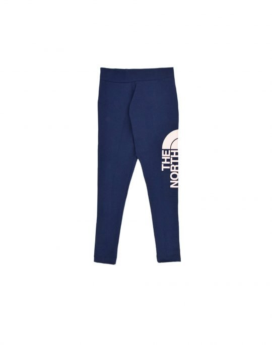 The North Face Cotton Blend Big Logo Legging (NF0A3VEHL4U1) Navy