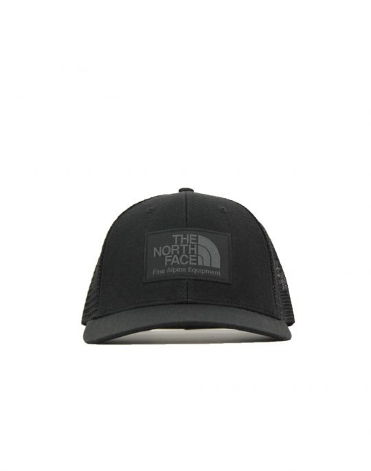The North Face Deep Fit Mudder Trucker Hat (NF0A3SHTJK31) Black