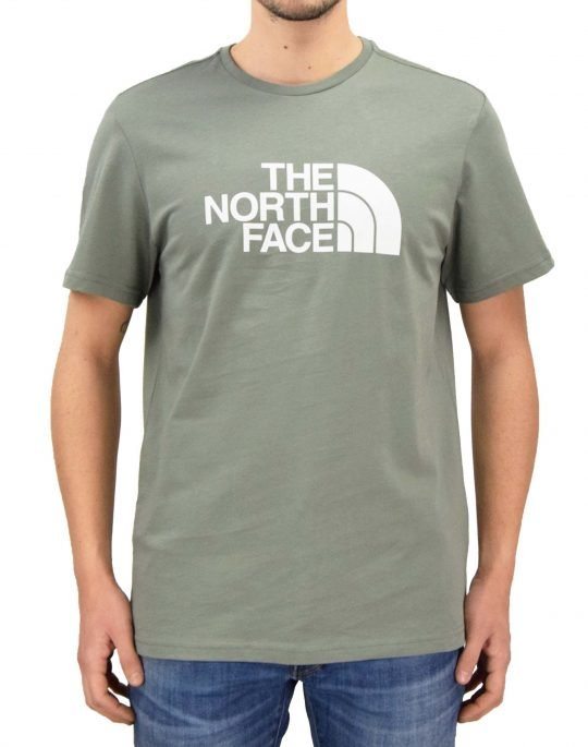 The North Face Easy Tee (NF0A2TX3V381) Agave Green