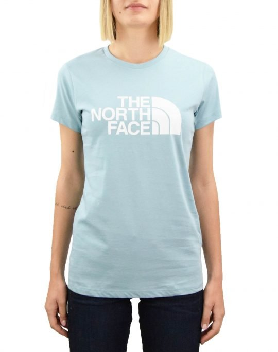 The North Face Easy Tee (NF0A4T1QBDT1) Tourmaline Blue