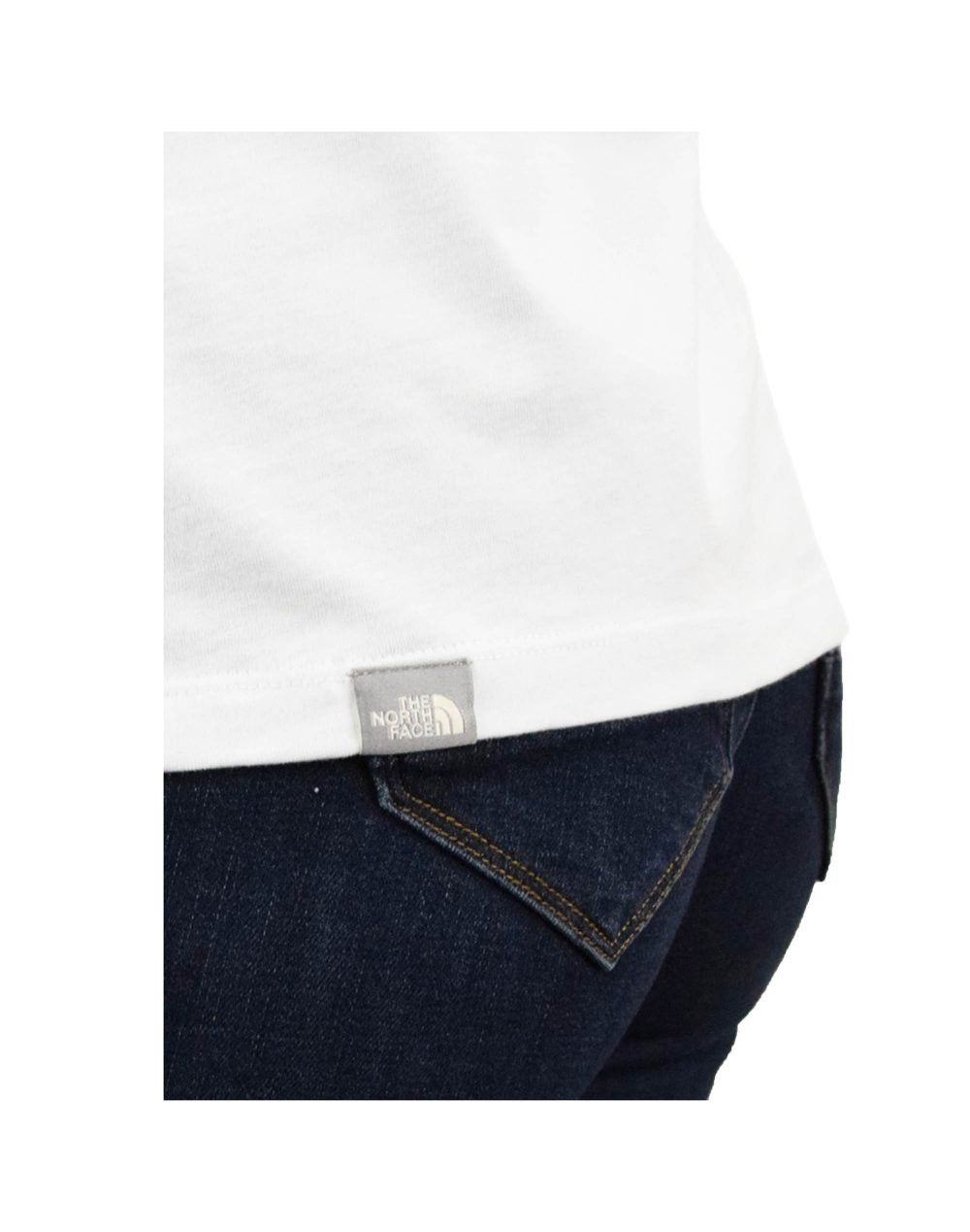 The North Face Easy Tee (NF0A4T1QFN41) White