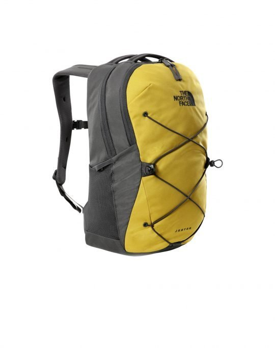 The North Face Jester 28L (NF0A3VXF0ML1) Asphalt Grey/Matcha Green
