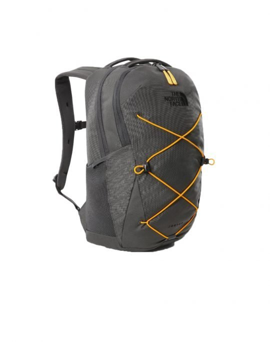 The North Face Jester 28L (NF0A3VXFAGY1) Asphalt Grey/Knockout Orange