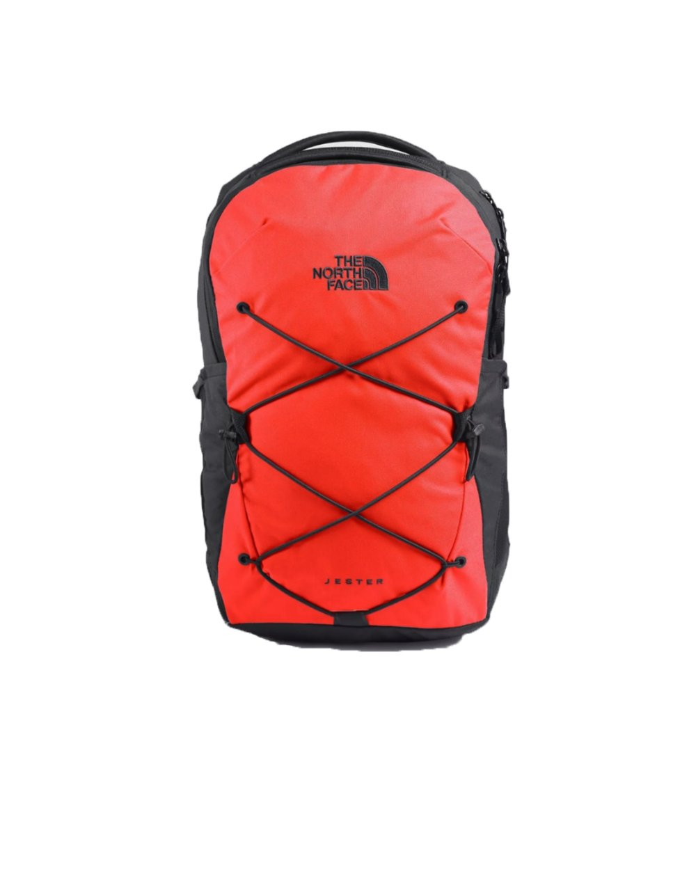 The North Face Jester 28L (NF0A3VXFKZ31) Red/Black