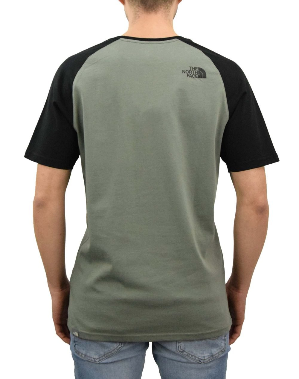 The North Face Raglan Easy Tee (NF0A37FVV381) Agave Green