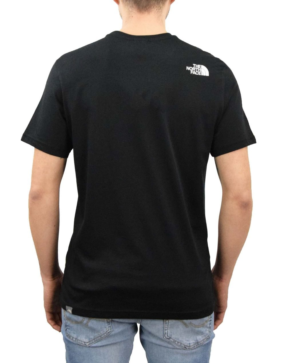The North Face Simple Dome Tee (NF0A2TX5JK31) Black