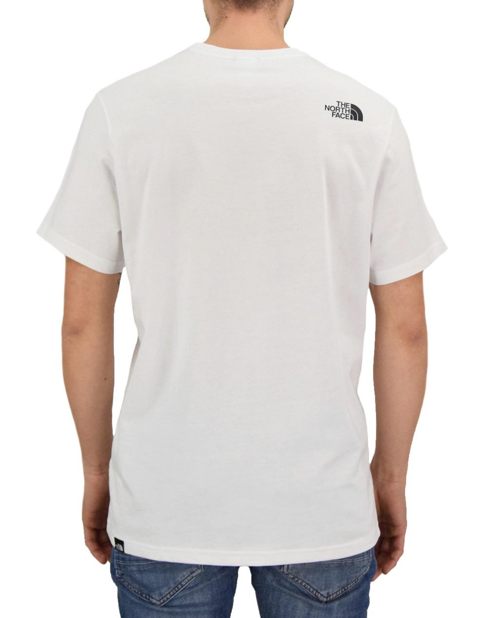 The North Face Standard Tee (NF0A4M7XFN41) White