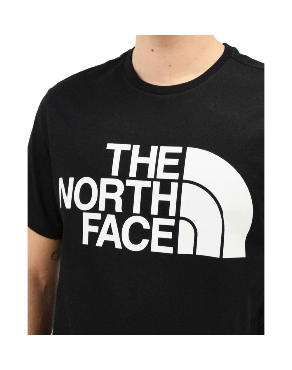 The North Face Standard Tee (NF0A4M7XJK31) Black