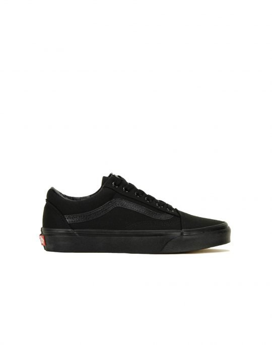 Vans Old Skool (VN000D3HBKA1) Black/Black