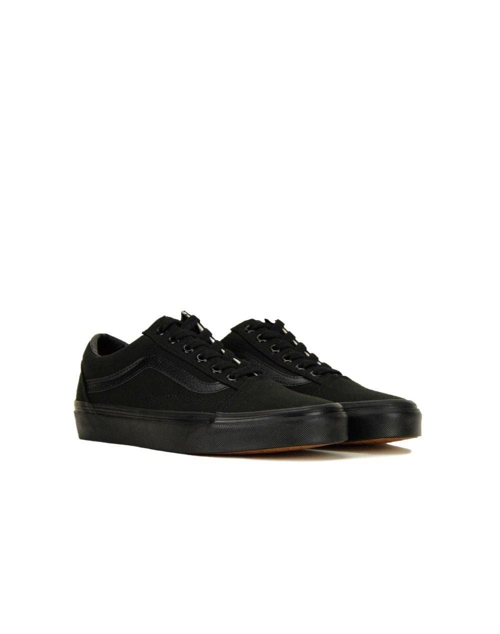 Vans Old Skool (VN000D3HBKA1) Black/Black