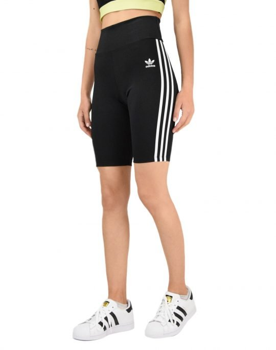 Adidas Adicolor Classics Primeblue High-Waisted Short Tights (GN2842) Black