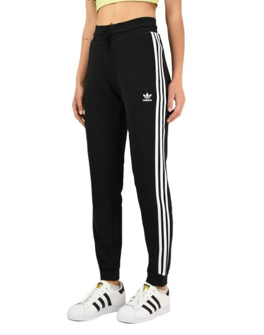 Adidas Slim Cuffed Pants (GD2255) Black