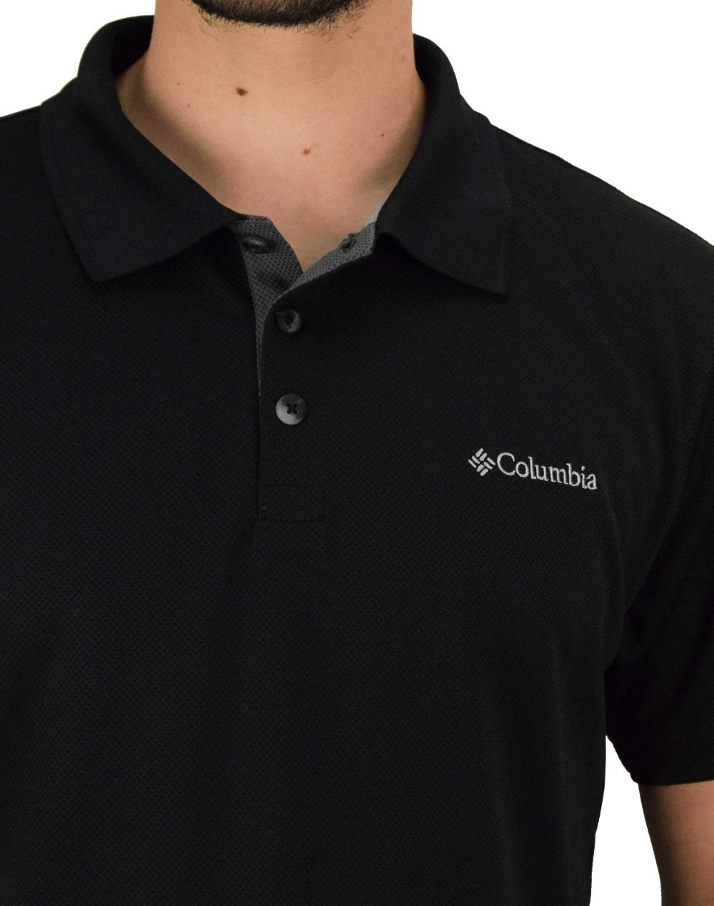 Columbia Utilizer Polo Tee (AM0126-010) Black
