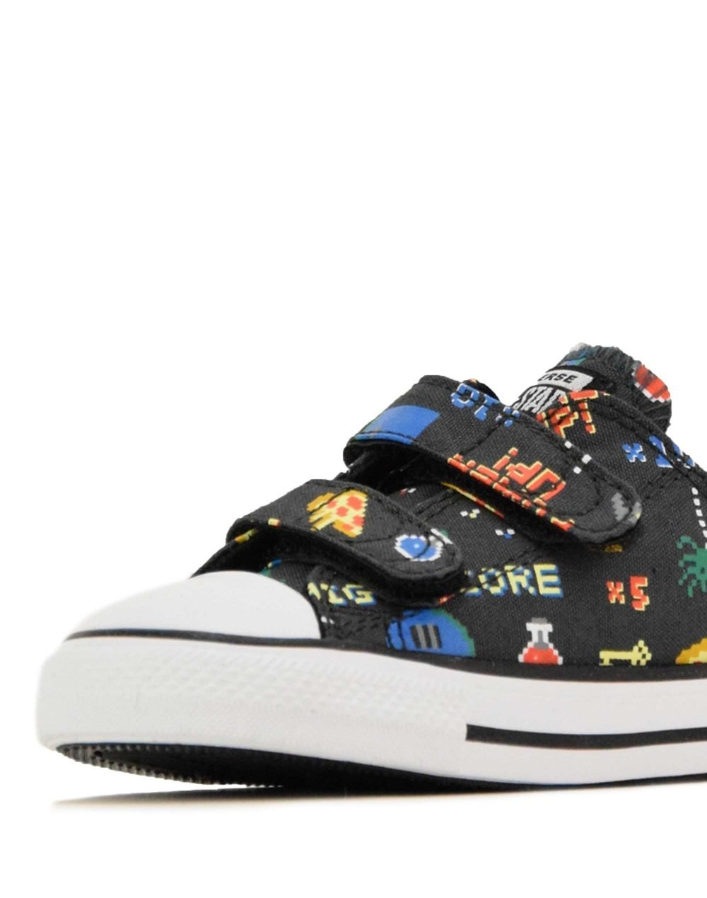 Converse Chuck Taylor All Star 2V Gamer (770213C) Storm Wind/Black/White