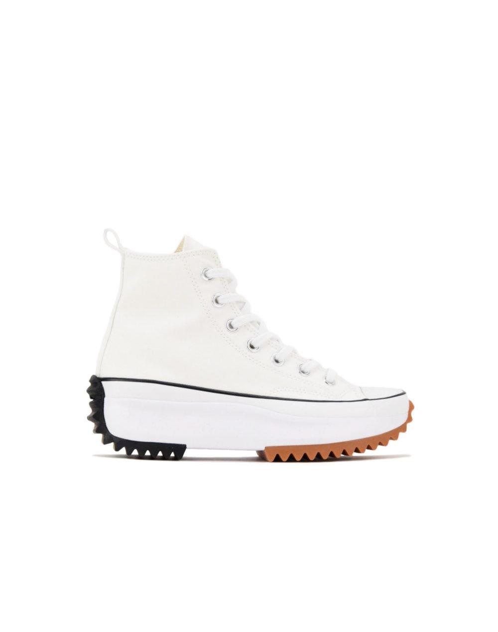 Converse Run Star Hike Hi (166799C) White/Black/Gum