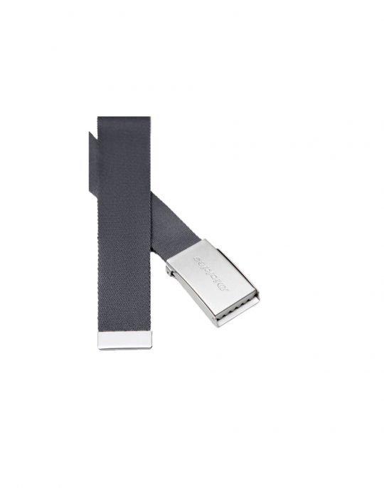 Dickies Brookston Webbing Belt (DK0A4XBYCH01) Charcoal Grey