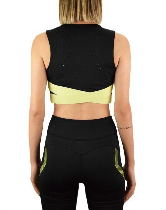 Ellesse Tuttan Crop Vest (SRI11176) Black