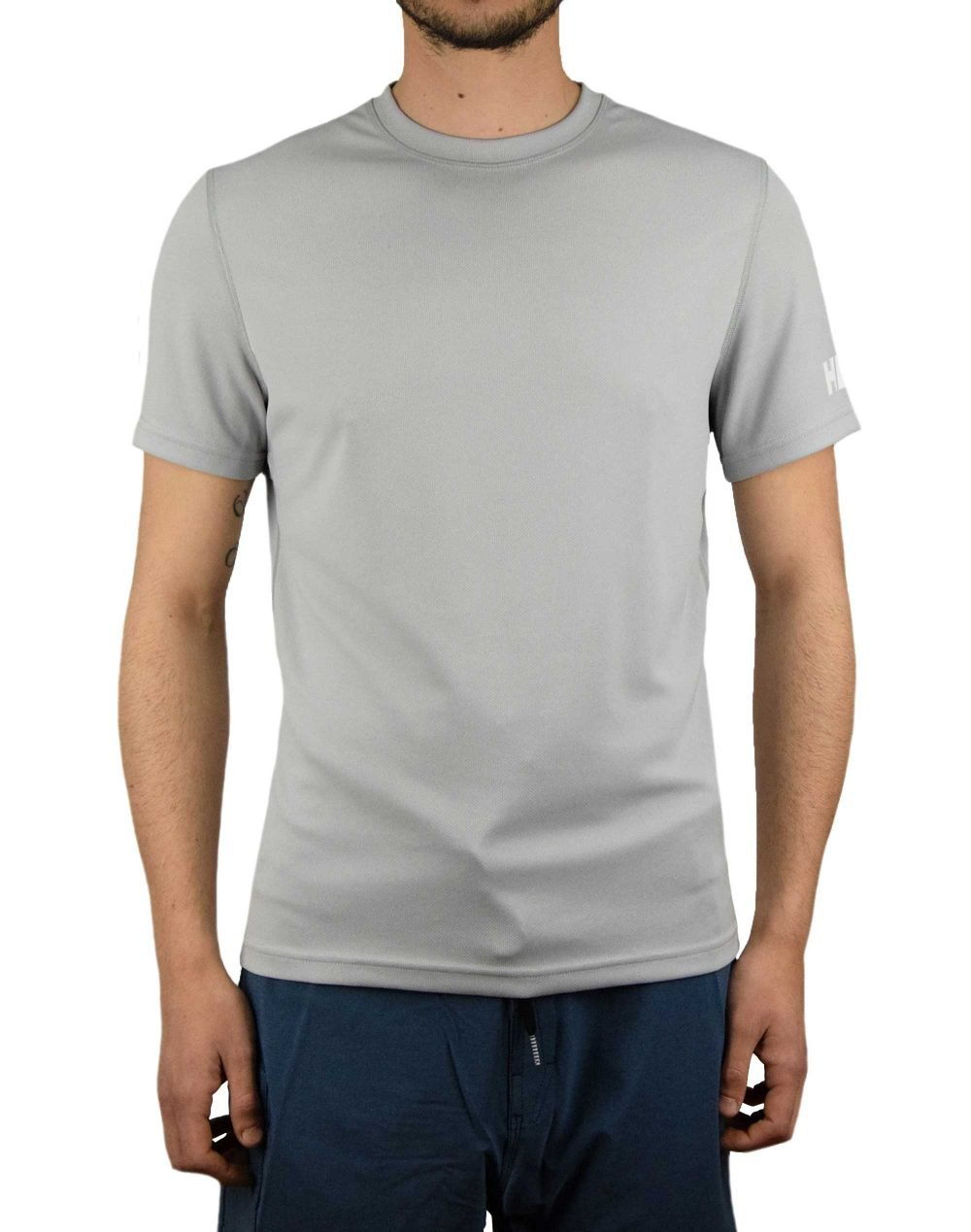 Helly Hansen Tech T-shirt (48363-980) Light Grey