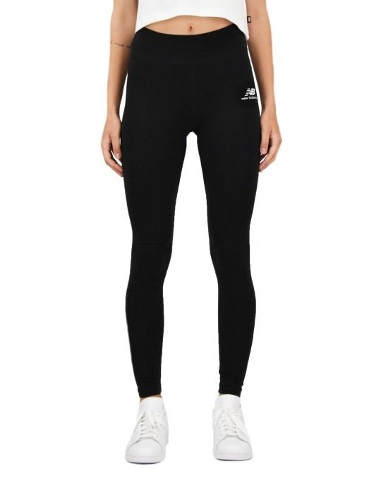 New Balance Athletics Core Legging (WP01519 BK) Black