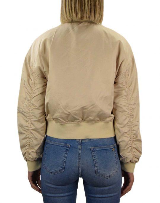 Only Patty Spring Bomber Jacket (15219756) Almond