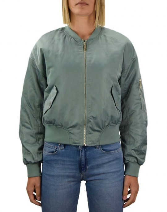 Only Patty Spring Bomber Jacket (15219756) Chinois Green/Cobbleston