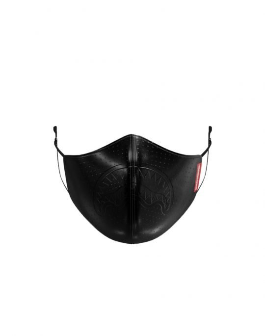 Sprayground Midnight Face Mask (Z370) Black