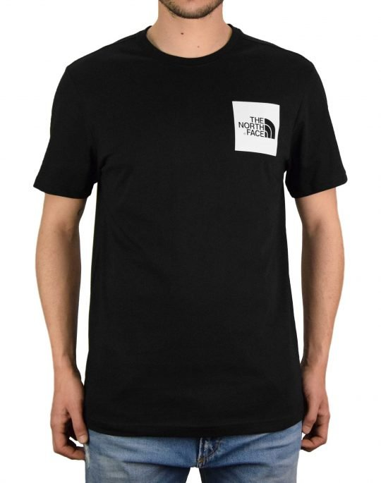 The North Face Fine Tee (NF00CEQ5JK31) Black