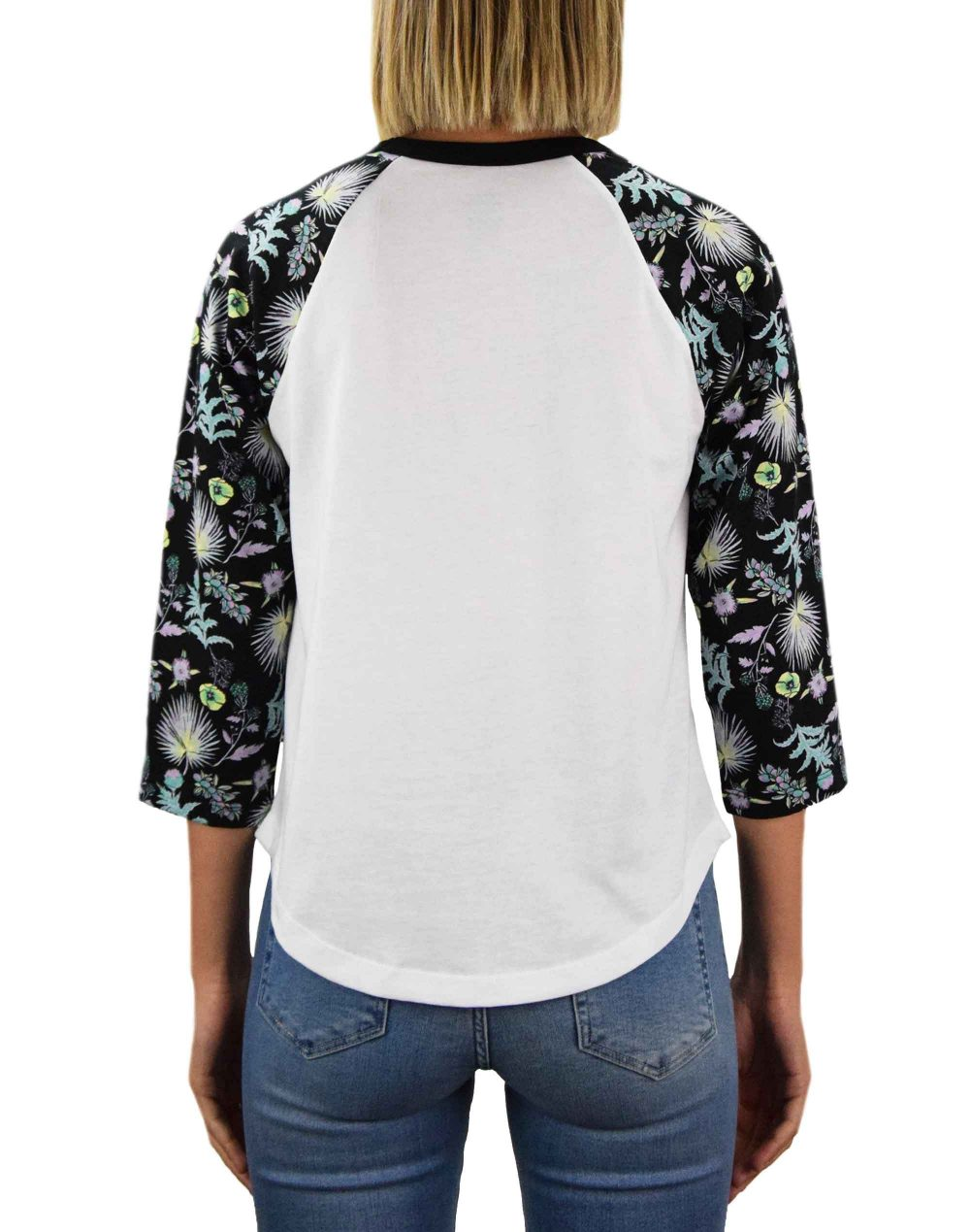 Vans Califas Tee (VN0A53PZZFK1) White/Califas Black