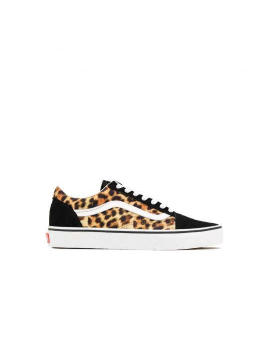 Vans Old Skool Leopard (VN0A4U3B3I61) Black/True White