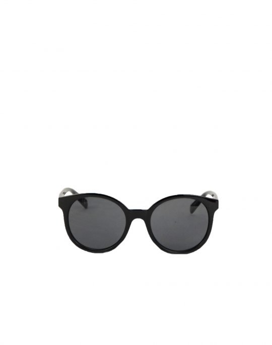 Vans Rise And Shine Sunglasses (VN0A4DSWV441) Black/Smoke Lens