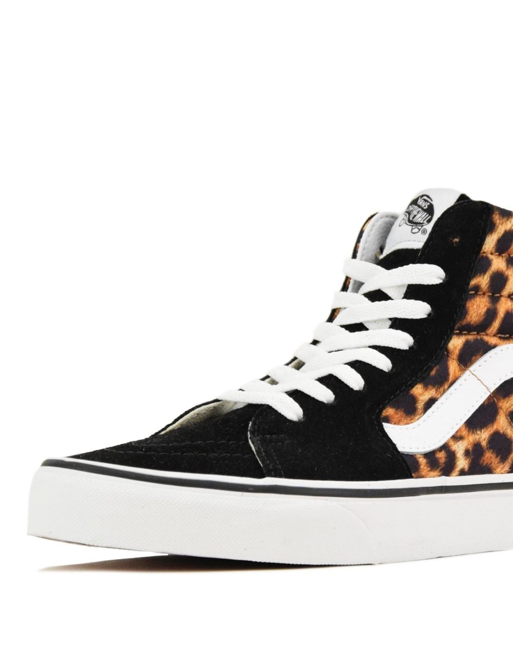 Vans Sk8-Hi Leopard (VN0A4U3C3I61) Black/True White