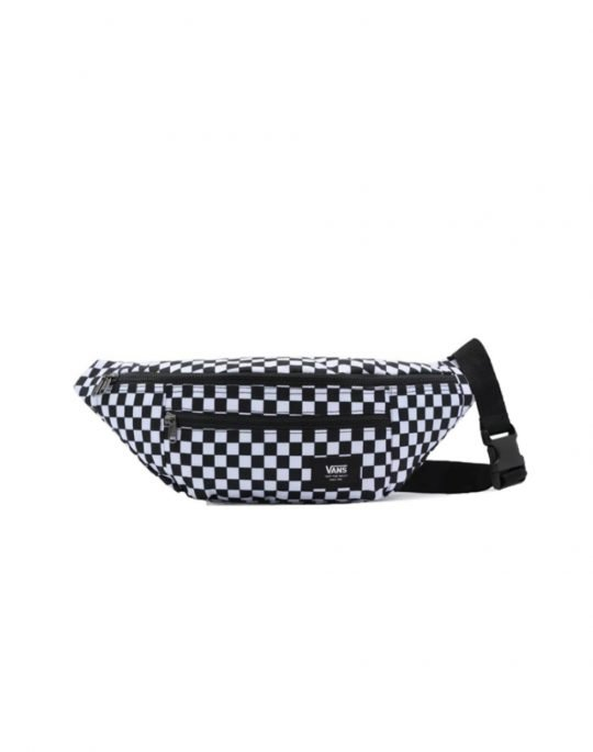 Vans Ward Cross Body Pack 4L (VN0A2ZXXHU01) Black/White Checker