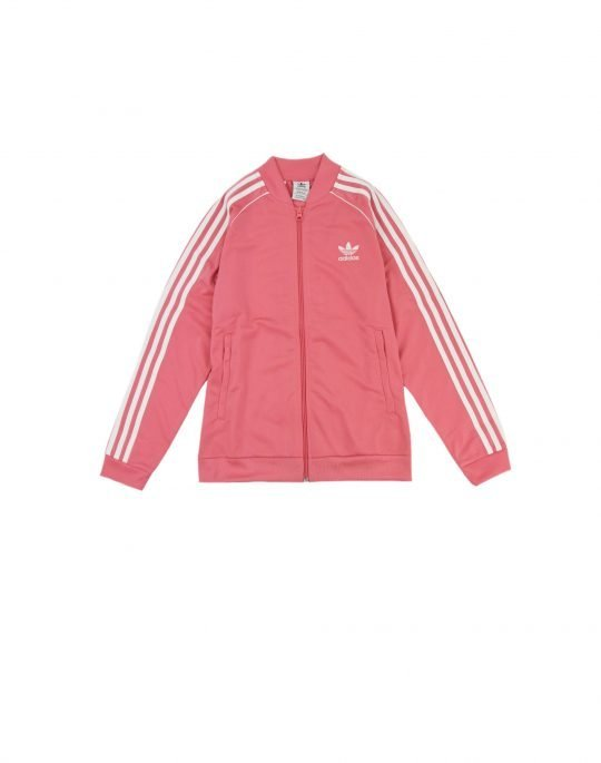 Adidas Adicolor SST Track Junior Jacket (GN8450) Hazy Rose/White