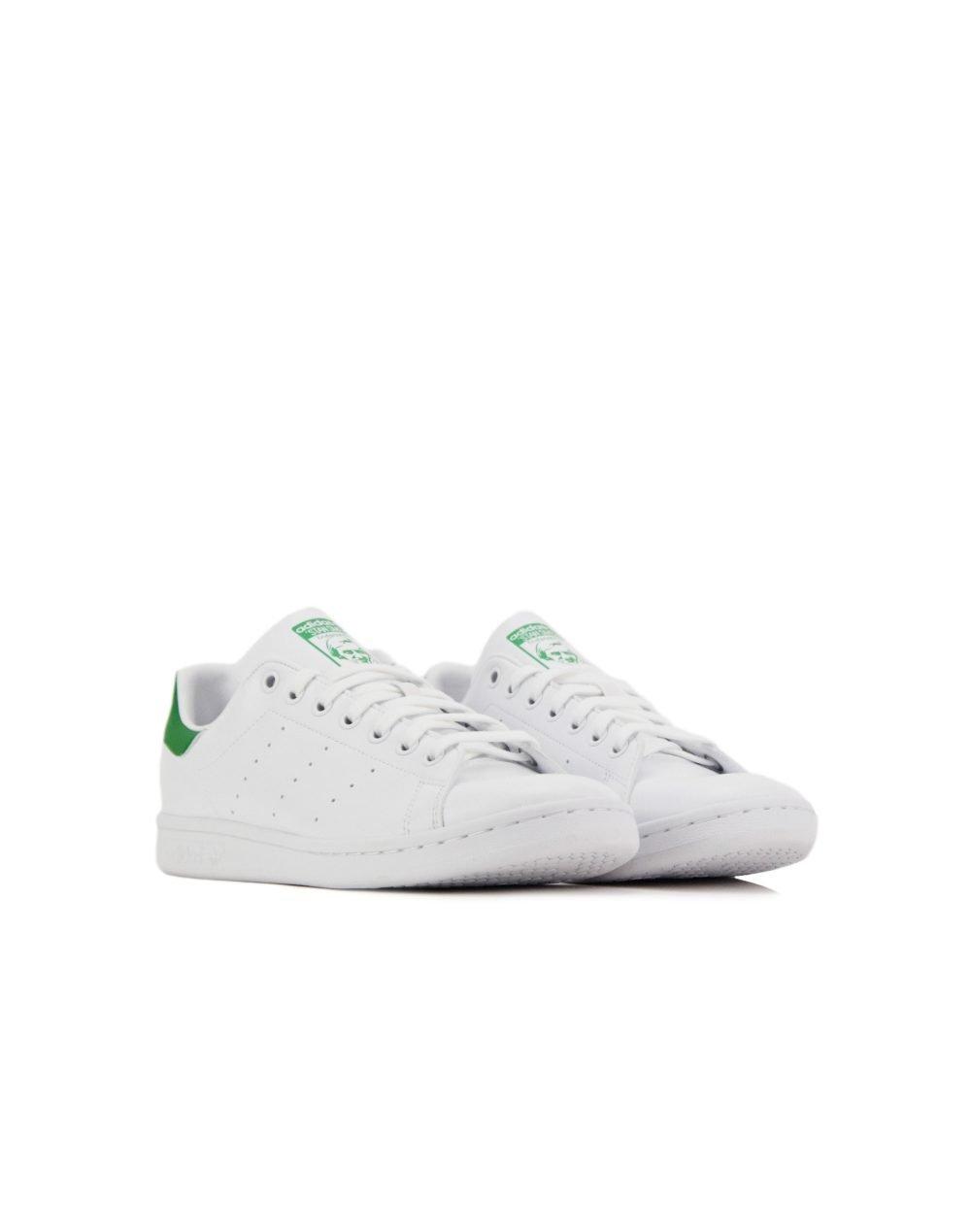 Adidas Stan Smith (FX5502) White/White/Green