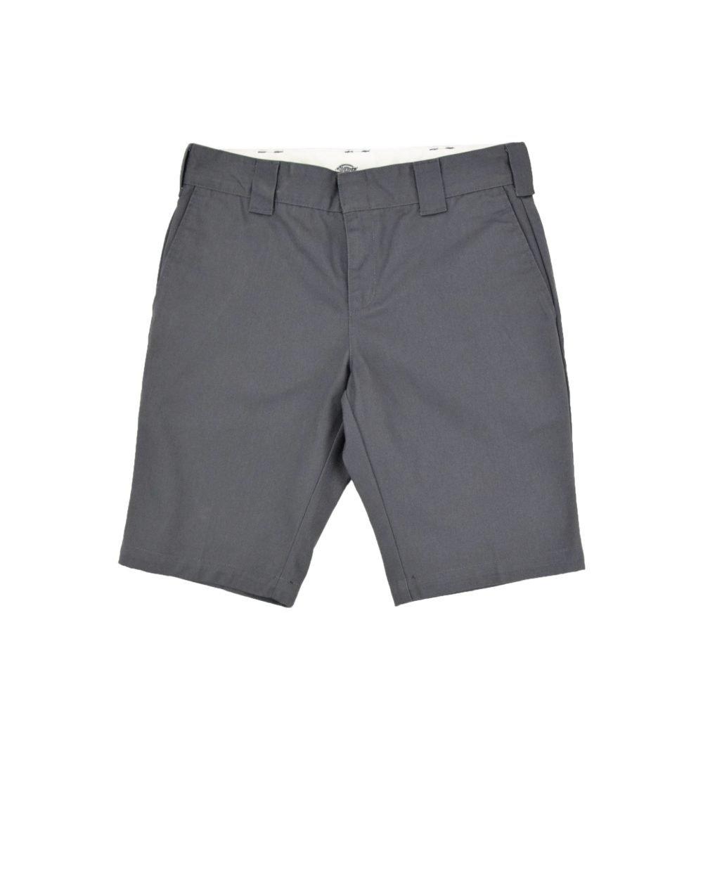Dickies Slim Fit Shorts (DK0A4XB1CH01) Charcoal Grey