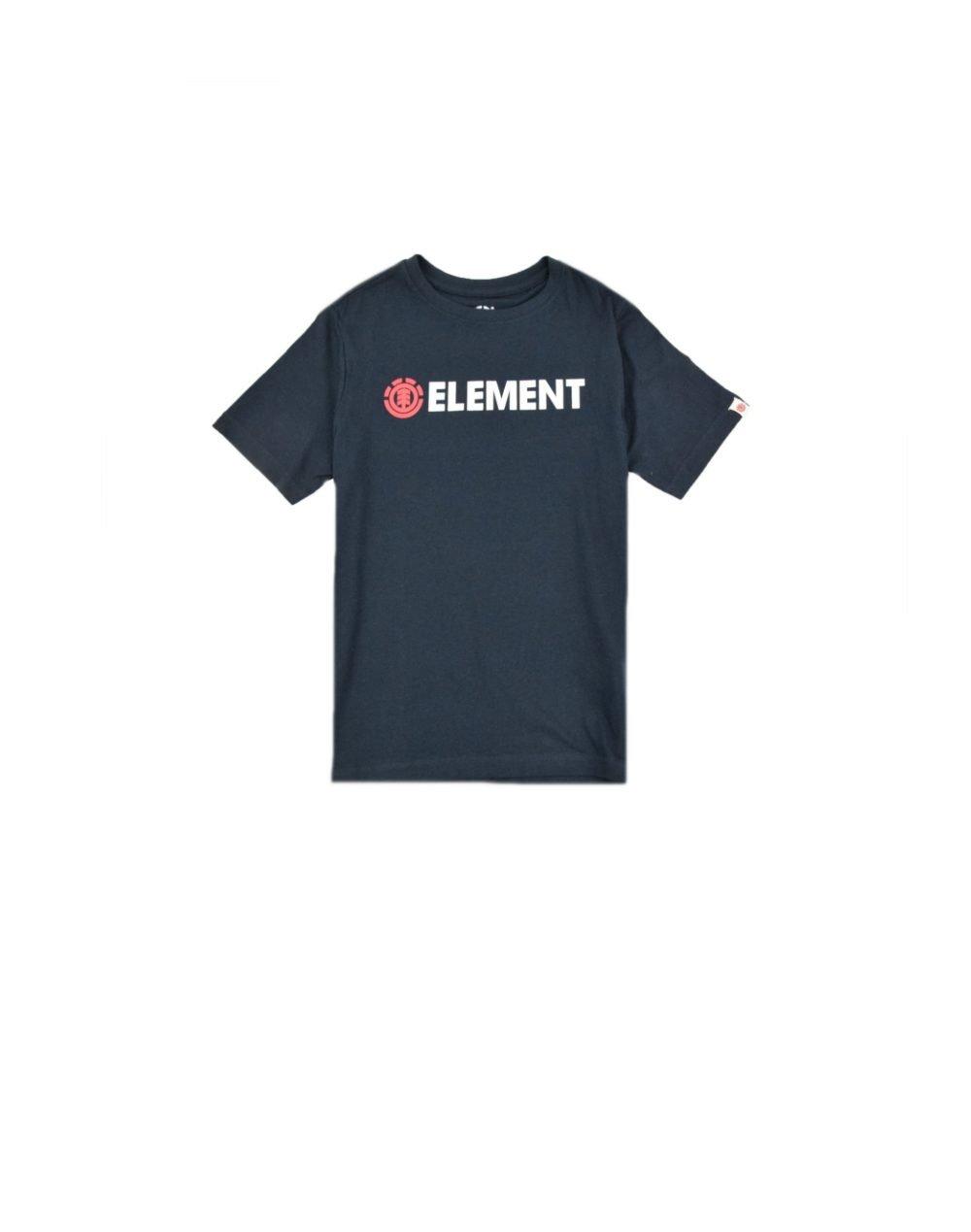 Element Blazin Boy Tee (Q2SSA3ELF9 3918) Eclipse Navy