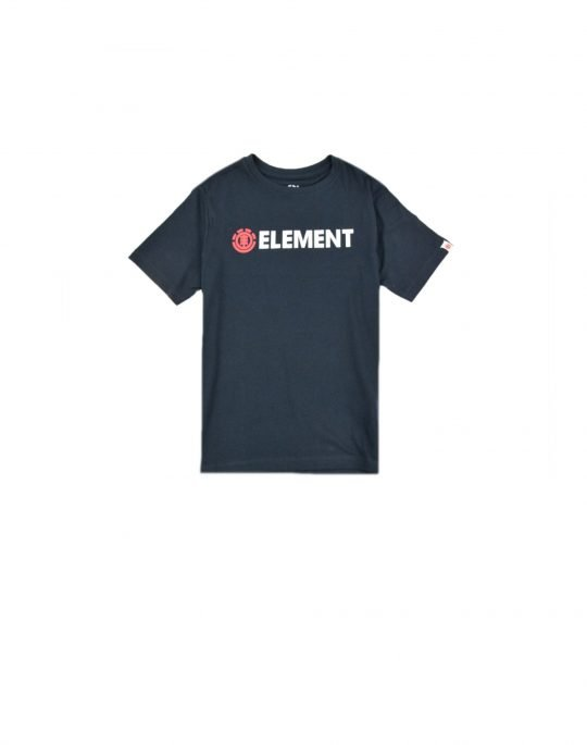 Element Blazin Boy Tee (Q2SSA3ELF9 3918) Eclipse Navy